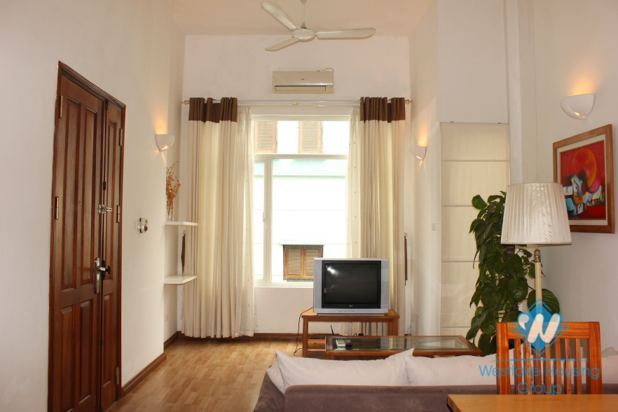 Cosy apartment for rent in Ba Dinh district, Hanoi