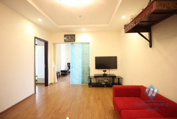 Two bedroom apartment for rent in Time City - Hai Ba Trung district