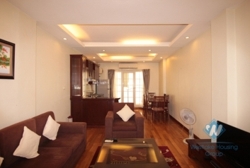 120spm apartment with 2 bedrooms for rent in city center