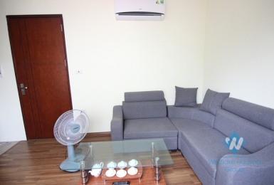 Apartment with cozy design is available for rent in Hai Ba Trung