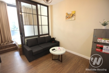 Brand new two bedrooms apartment for rent in Dang Thai Mai, Tay Ho, Ha Noi