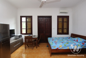 Cheap studio apartment for rent in To Ngoc Van st, Tay Ho District