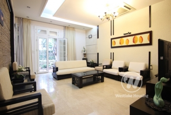 Well finished house with nice furnishings to rent in Tay Ho