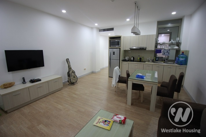 Stunning new apartment for rent in the lake of Truc Bach, Ba Dinh, Hanoi