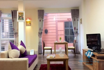 Nice studio for rent in Ba Dinh district, Ha Noi