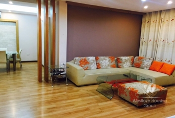 Three bedrooms apartment for rent in E tower ciputra