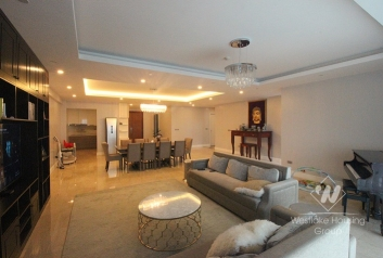 Big and bright apartments in Ciputra, Tay Ho area