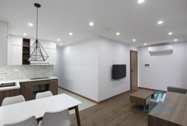 Brand new 02 bedrooms apartment near Walking street of Westlake, Hanoi.