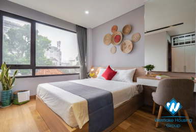 A blissful one bedroom abode in the heart of touristy Hoan Kiem District