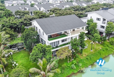 Standard resort villa for rent in Ecopark Van Giang, Hung Yen