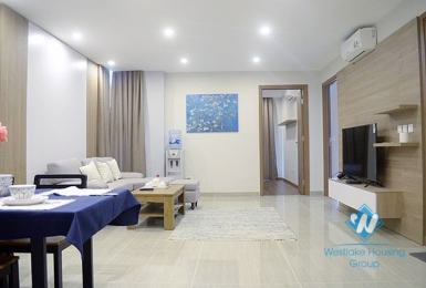 A high-rise 3 bedroom apartment for rent in Ciputra, Tay Ho