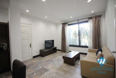 Modern Apartment with one bedroom for rent in Dang Thai Mai st, Tay Ho, Ha Noi