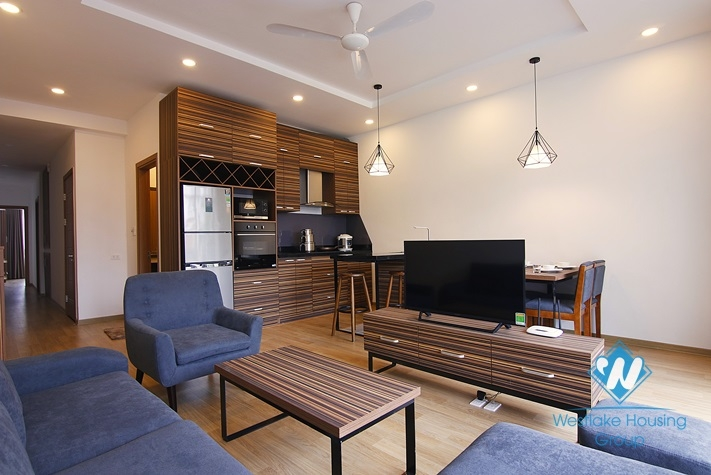 Big Balcony and Brand new 02 bedrooms for rent in Dang Thai Mai st, Tay Ho district