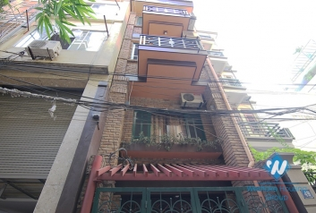 Pretty house for rent in Hoan Kiem district Ha Noi