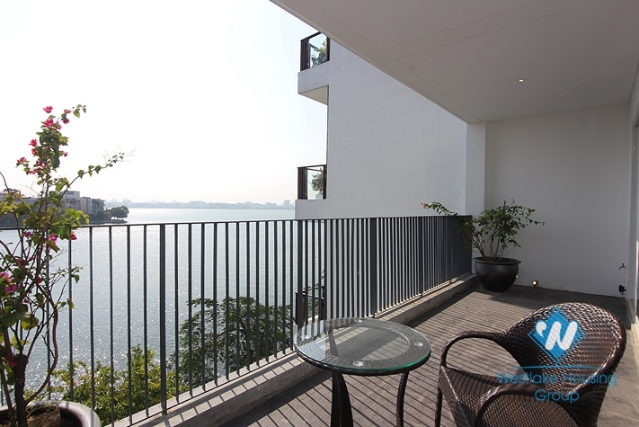 Brandnew luxury two bedrooms apartment for rent in Tay Ho, Hanoi