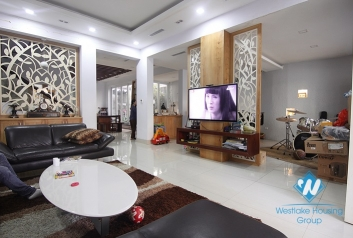 Beautiful house with 04 bedrooms for rent in Ciputra area