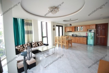 Perfect apartment for rent near Truc Bach lake, Ba Dinh, Hanoi