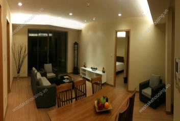 Three bedrooms apartment for rent in Sky City, Lang Ha, Dong Da, Ha Noi.