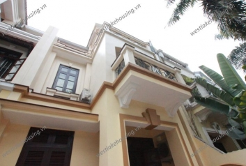 Nice house for rent in Ciputra Compound, Tay Ho, Hanoi