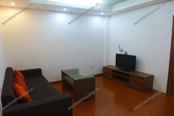 01 bedroom apartment for rent in Au co St, Tay Ho, Hanoi