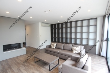03 bedrooms-02 floor apartment for rent in Tay Ho area