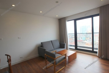 Brand new 01 bedroom apartment for rent in Le Duan St, Dong Da District, Ha Noi