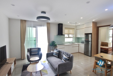 A lovely 2 bedroom apartment for rent in Ciputra area