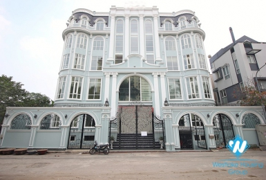 A massive villa greatly for Embassy office on Vuon Dao Compound