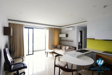 Beautiful 3 bedrooms in D'Capital building, Tran Duy Hung st for rent