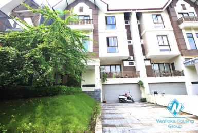 Unfurnished massive villa for rent in Q Block, Ciputra