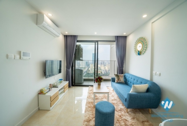 02 bedrooms - Nice apartment in D'Capital Tran Duy Hung for rent