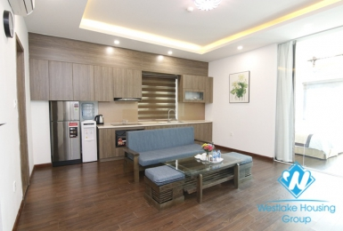 A fully-furnished serviced apartment for rent in Cau Giay District