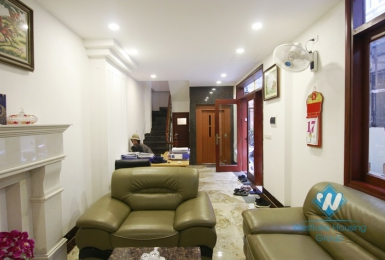 Two bedrooms house for rent in Hoan Kiem district, Ha Noi