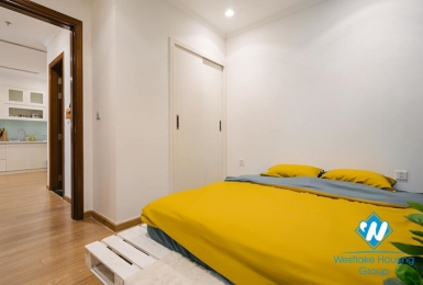 Nice two bedroom apartment for rent in Park hill - Time city Hai Ba Trung Hanoi
