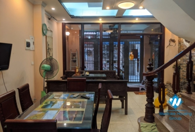 Good 3-bedroom house for rent in Ba Dinh