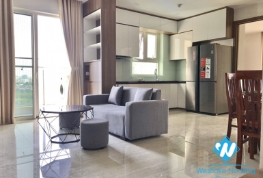 Brand new apartment with 2 bedrooms 2 bathrooms for rent in Ciputra Complex