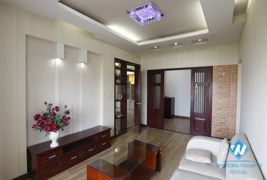 Three bedrooms apartment for rent in Vimeco, Pham Hung, Cau Giay