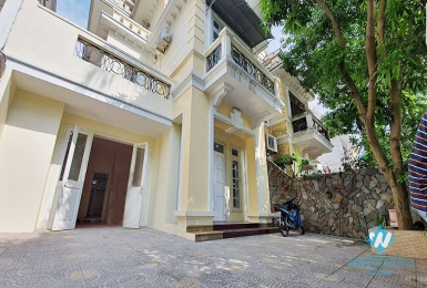 Newly- renovated house in Ciputra for rent, near the UNIS