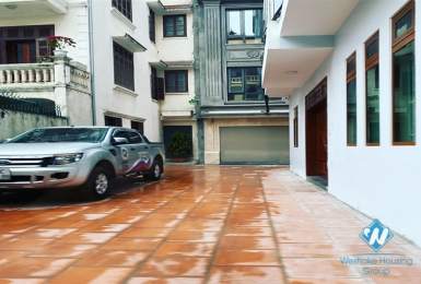 A furnished house for rent in Ba Dinh District