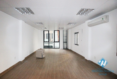 An office for rent in Tran Duy Hung, Cau Giay, Ha Noi