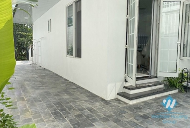 A quality and quiet house for rent in Tay Ho District