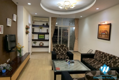 3-bedroom apartment on Nguyen Chi Thanh Str.