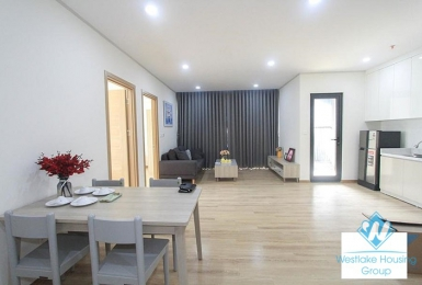 1-bedroom apartment on Duy Tan Str.