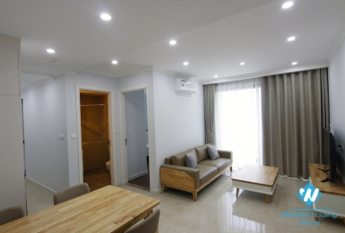 Fully-furnished apartment for rent in D'Capital building, Tran Duy Hung, Cau Giay District