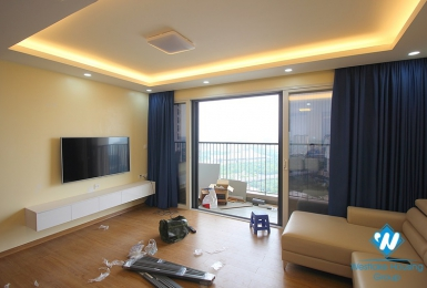 Modern 3-bedroom apartment with nice city view in Cau Giay Cau Giay
