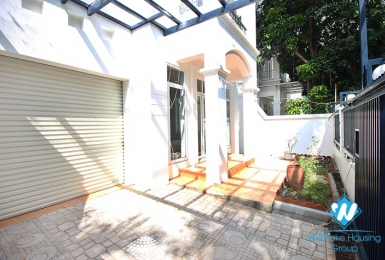 A modernly-renovated house for rent in T Block, Ciputra