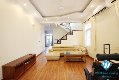 Modern fully furnished villa for rent in Ciputra