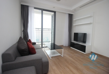 A newly apartment for rent in Time city, Hai Ba Trung
