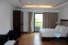 High quality apartment with 1 bedroom for rent in Elegant Suit Dang Thai Mai, Tay Ho, Ha Noi