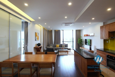 An amazing 2 bedroom apartment for rent in Tay Ho